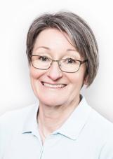 Dentalhygienikerin  Yvonne Achermann